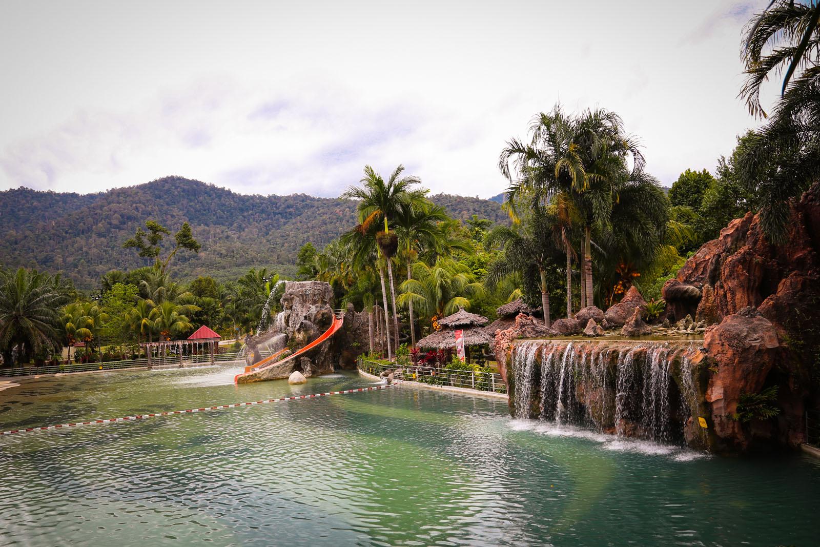 Sungai klah hot springs - Sungai Klah Hot Springs 5